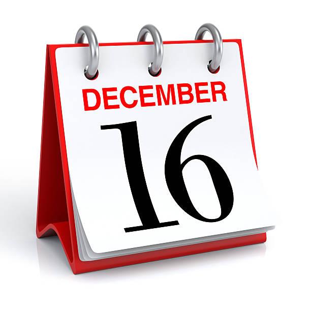 December 16.